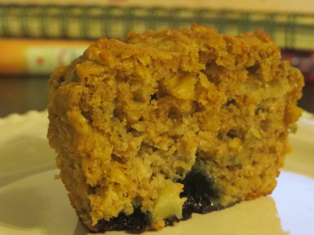 Blueberry Apple Muffins